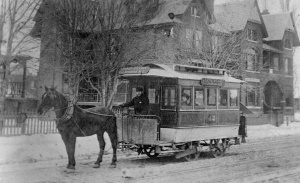 1890s Spadina between College and Bloor