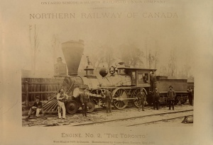 Ontario, Simcoe, and Huron Union Railroad