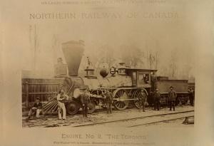 Ontario, Simcoe, and Huron Union Railroad