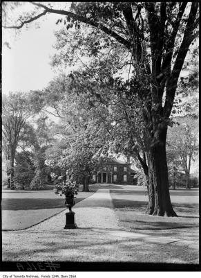 The Grange. - 1909